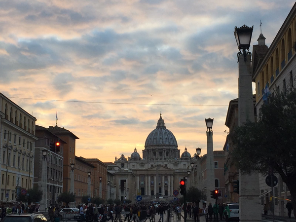 Five things to do in Rome